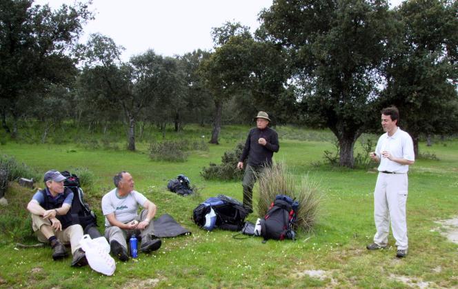 V�a de la Plata, Camino de Aldeanueva, 7-4-2007