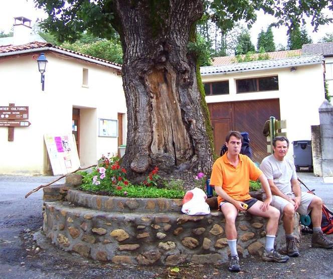 Vía de Piedemonte, Lombrés, 8-9-2009