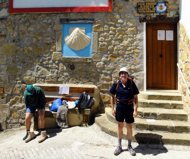 Camino del Norte, Pasajes de San Juan, 6-8-2012